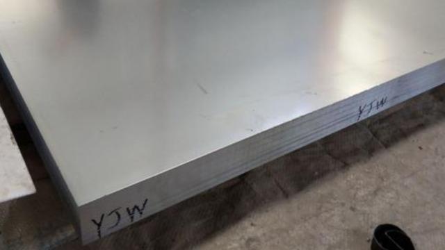 镀锌板密度与重量的计算方法
