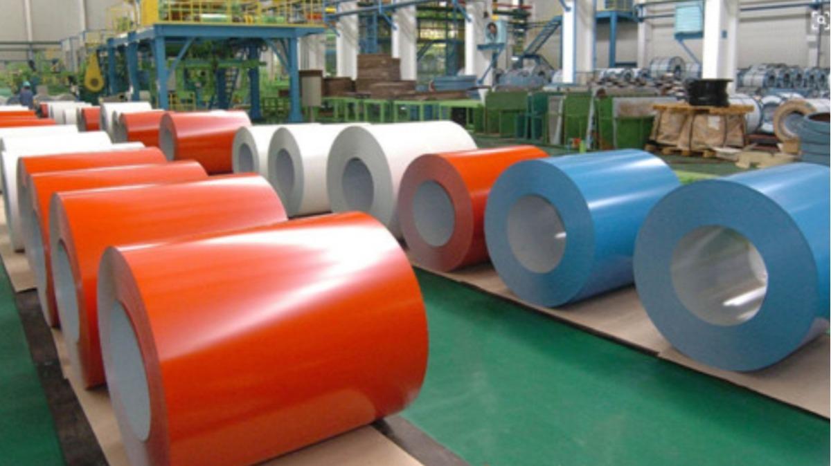 彩钢板产品介绍