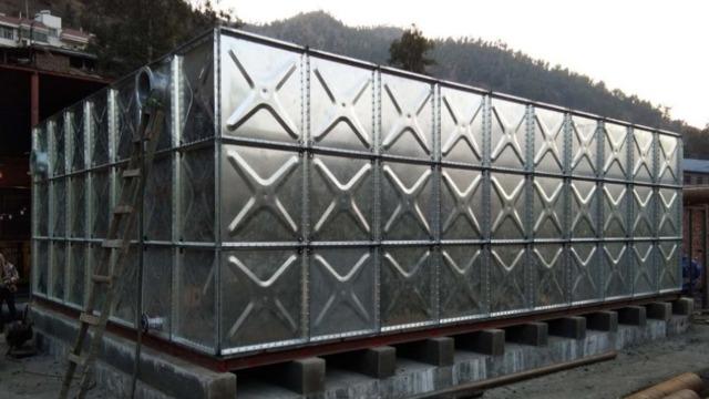 镀锌板水箱的制作工艺